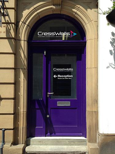 Cresswells door
