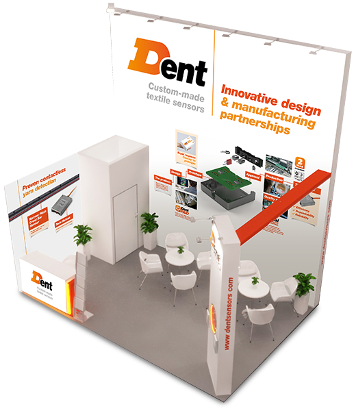DENT ITMA Stand