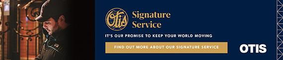 Otis Signature Service e-signature
