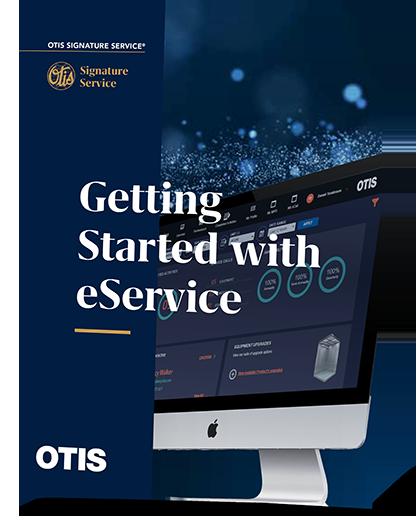 Otis eService Cover
