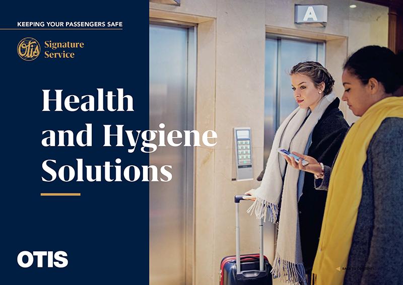 Otis Health & Hygiene Digital Brochure