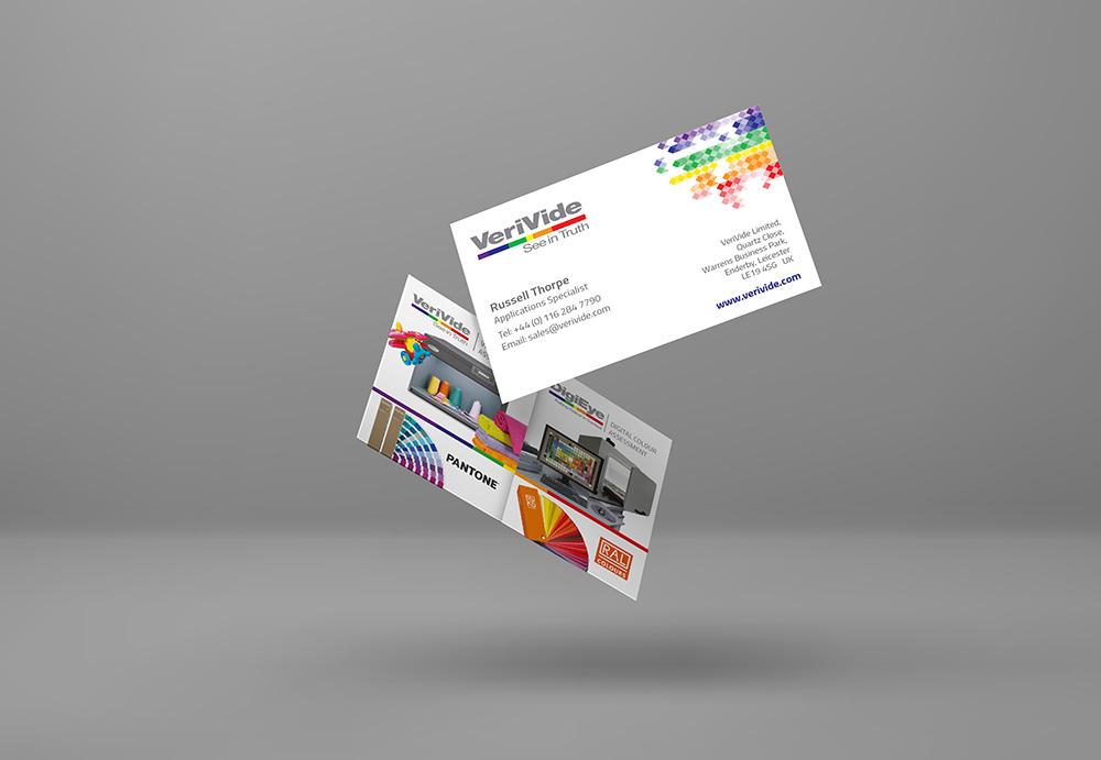 VeriVide Biz Card